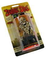 Zombie Dice Game by Steve Jackson Games