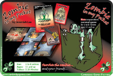 Zombie in my Pocket by Cambridge Games Factory