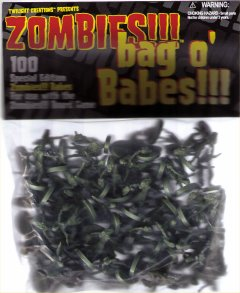 Zombies!!!: Bag O' Babes by Twilight Creations, Inc.