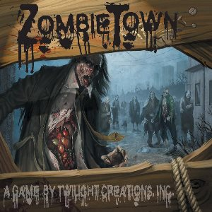 Zombie Town by Twilight Creations, Inc.