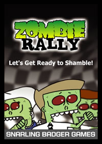 Zombie Rally by Snarling Badger