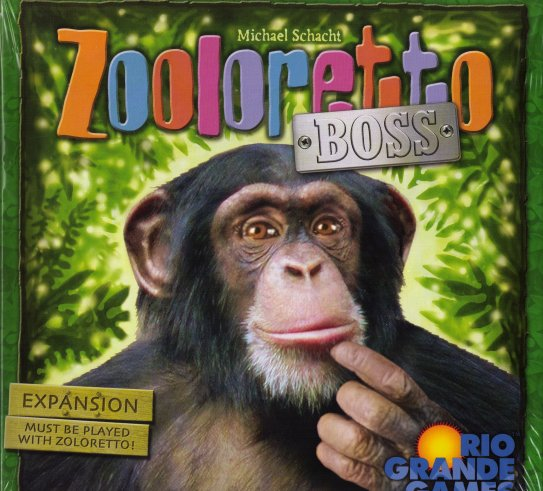 Zooloretto: The Boss Expansion by Rio Grande Games