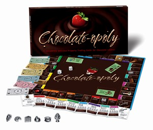 Chocolate-Opoly by Late for the Sky