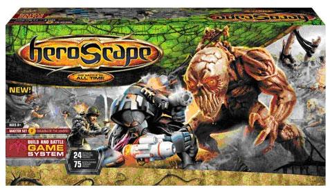heroScape: Swarm of the Morro
