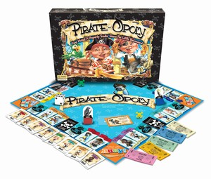 Pirate-Opoly by Late for the Sky